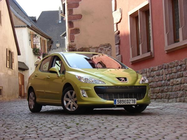 Photo Peugeot 308