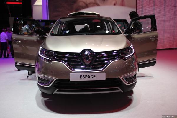 Photo Renault Espace 5