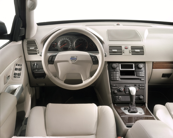 Photos volvo xc90 for Interieur xc90