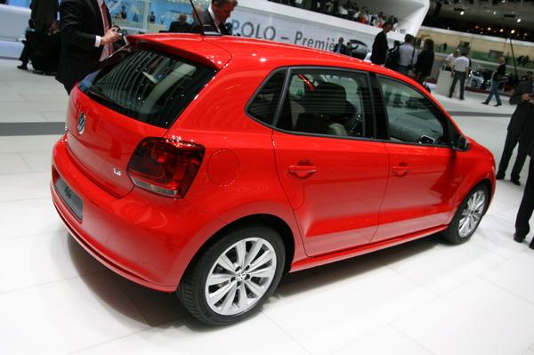 Photo Volkswagen Polo 5