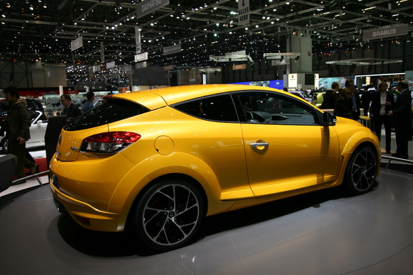 Photo Renault Megane 3 Coupe
