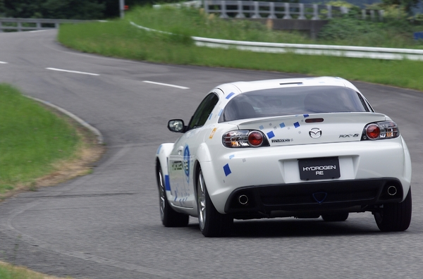 Photo Mazda Rx-8