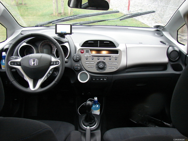 Photo Honda Jazz 2