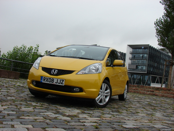 Photo Honda Jazz 2
