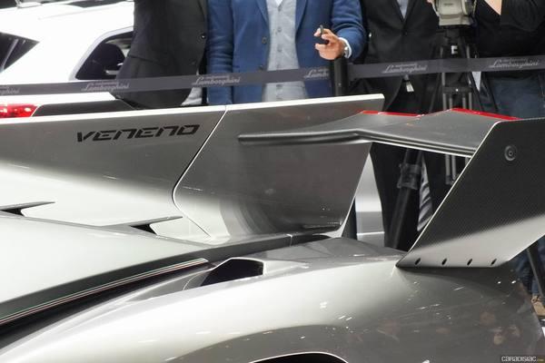 Photo Lamborghini Veneno