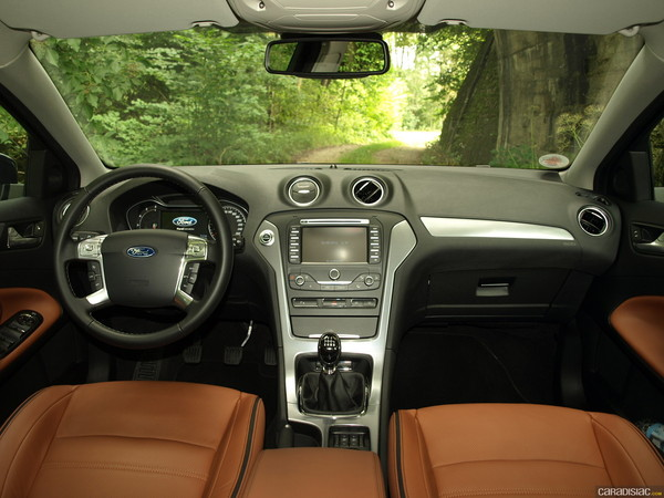 Photo Ford Mondeo 3