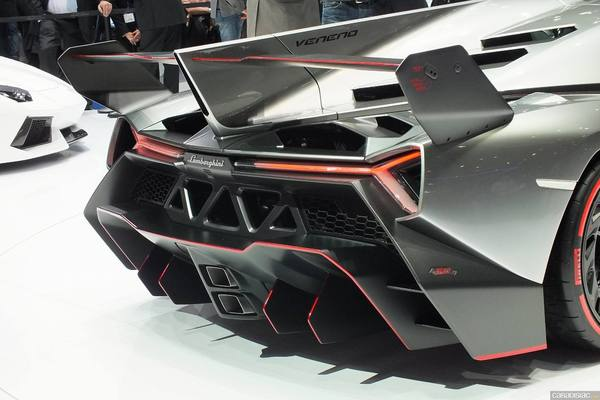 Photo Lamborghini Veneno