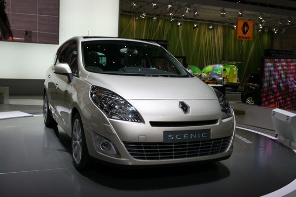 Photo Renault Grand Scenic 3