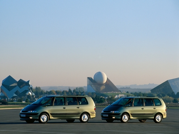 Photo Renault Espace 3