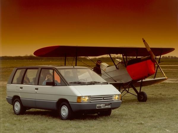 Photo Renault Espace