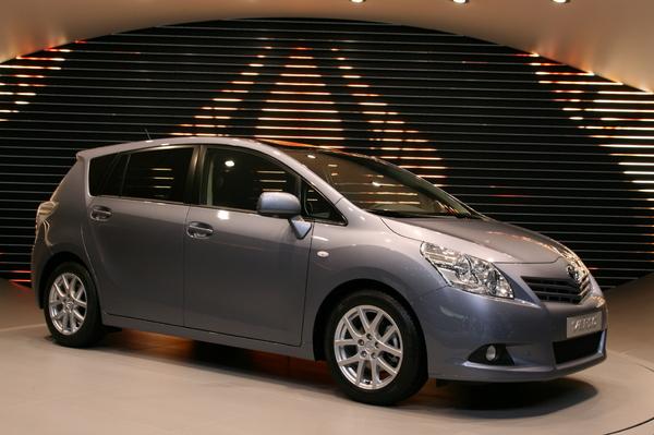 Photo Toyota Verso