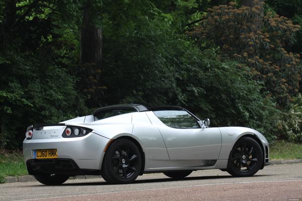 Photo Tesla Roadster