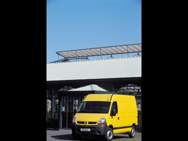 Photo Renault Master 2 Combi