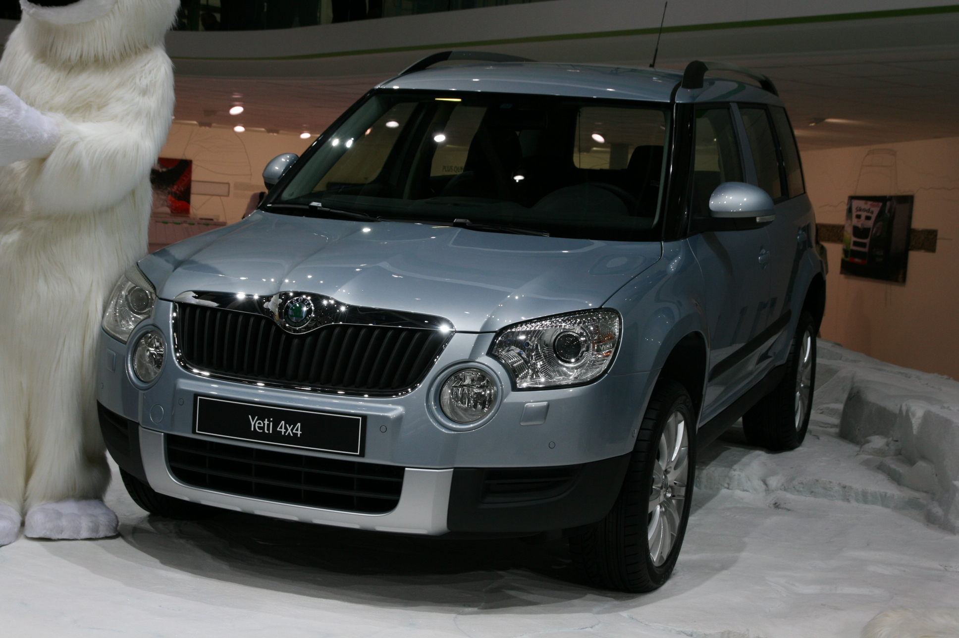 photos skoda yeti. Black Bedroom Furniture Sets. Home Design Ideas