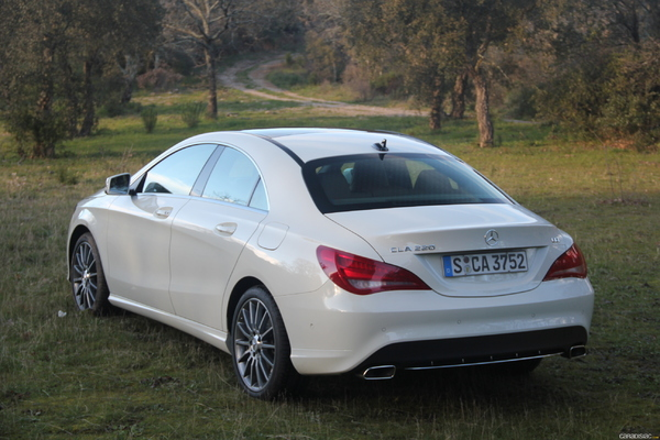 Photo Mercedes Cla
