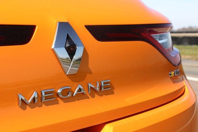 Photo Renault Megane 4 Rs