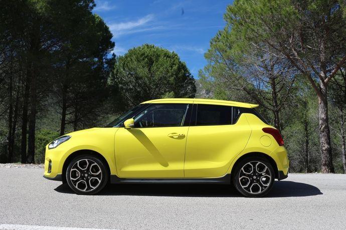 Photo Suzuki Swift 3 Sport