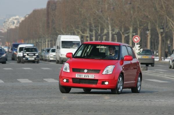 Photo Suzuki Swift 2