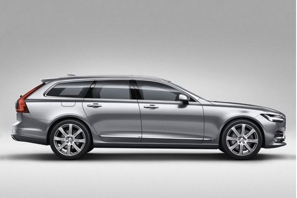 Photo Volvo Xc90 (2e Generation)