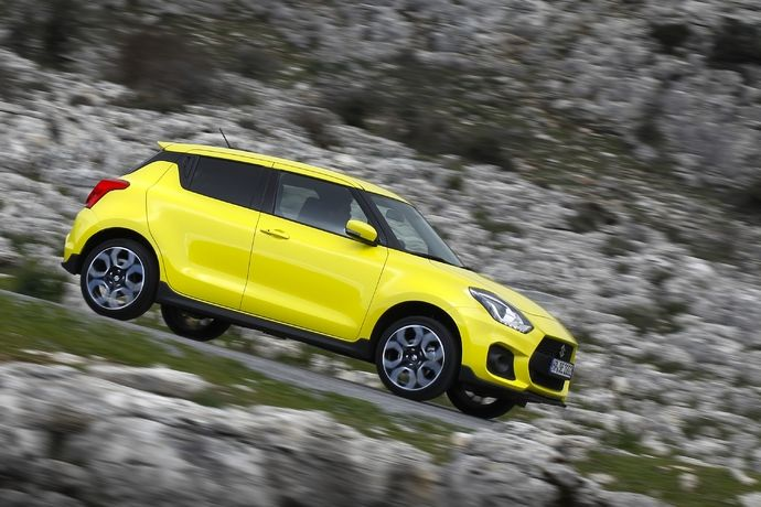 Photo Suzuki Swift 3 Sport