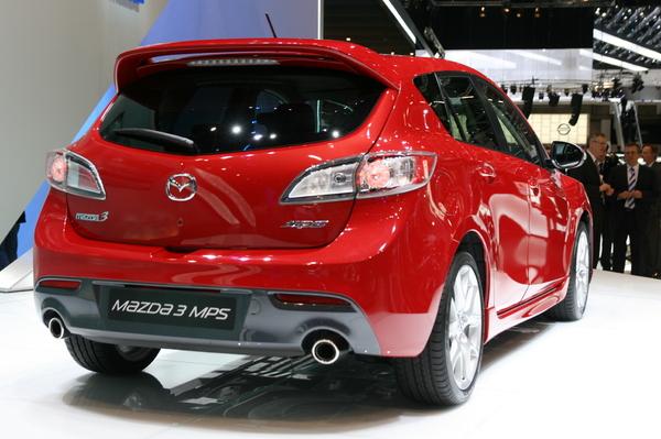Photo Mazda 3 (2e Generation)