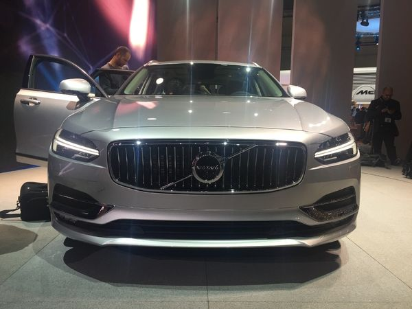 Photo Volvo V90 (2e Generation)