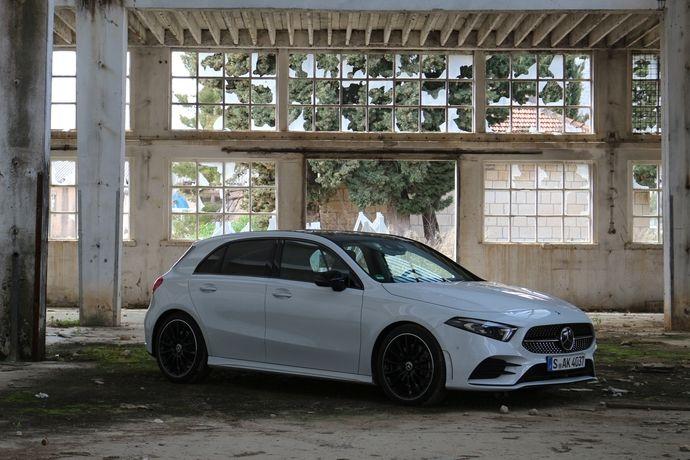 Photo Mercedes Classe A 4