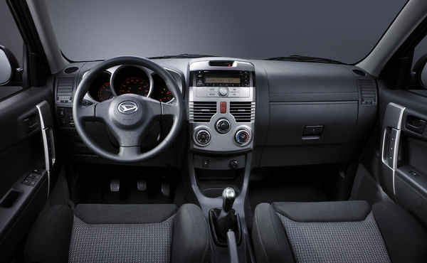 Photo Daihatsu Terios 2