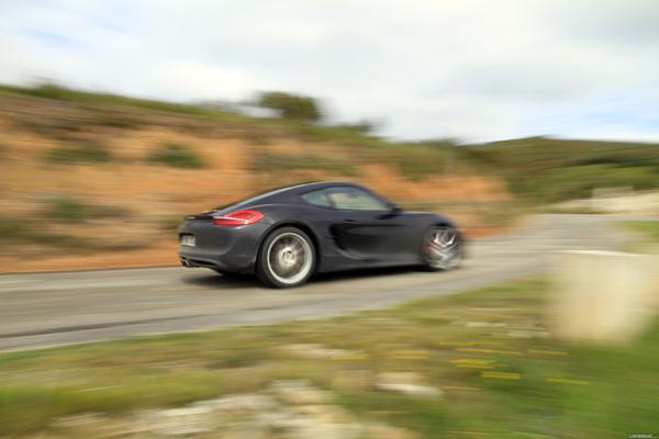 Photo Porsche Cayman 2 Type 981
