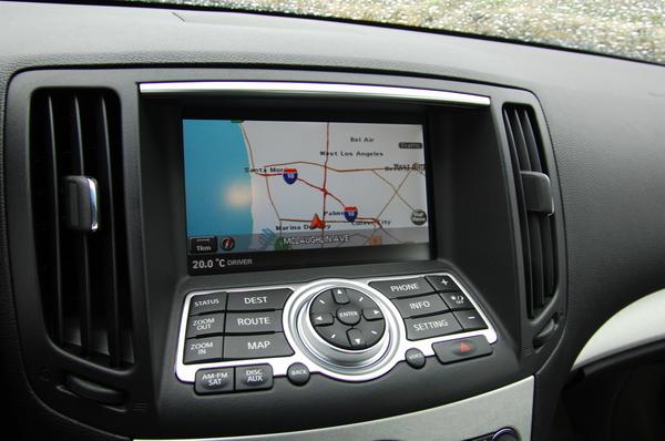 Photo Infiniti G37 Coupe