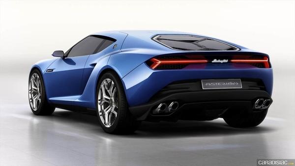 Photo Lamborghini Asterion Concept