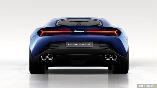 Photo Lamborghini Asterion Concept