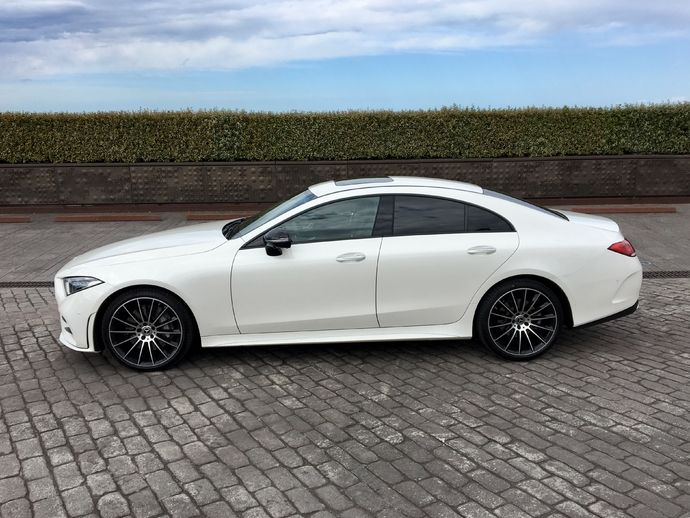 Photo Mercedes Classe Cls 3