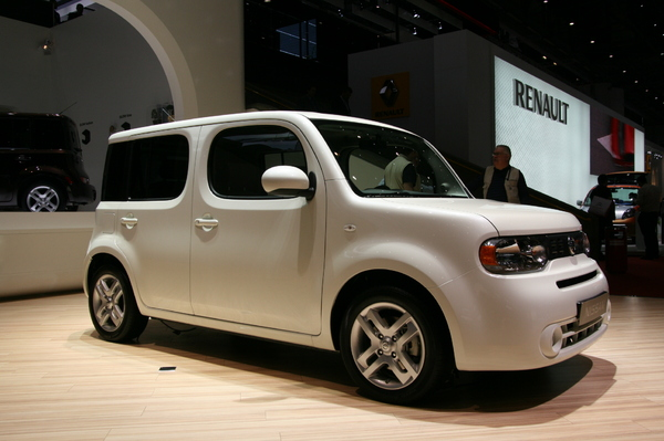 Photo Nissan Cube