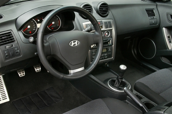 Photo Hyundai Coupe 2