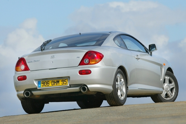 Photo Hyundai Coupe 2