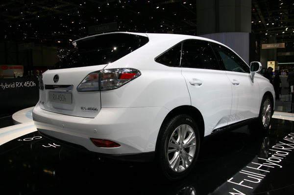 Photo Lexus Rx 3