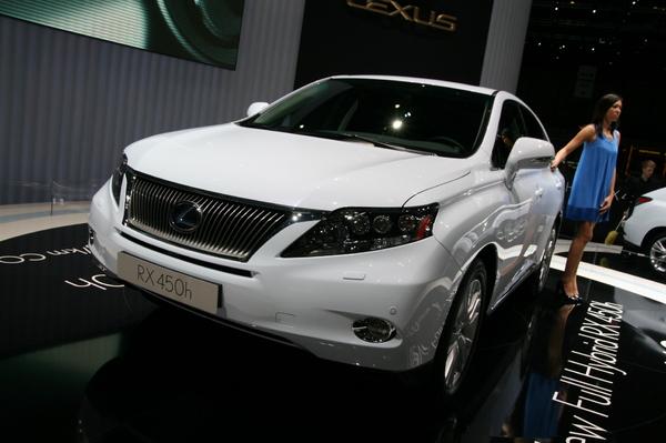 Photo Lexus Rx 3