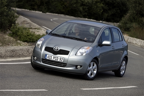 Photo Toyota Yaris 2
