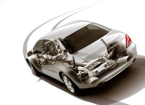 Photo Honda Legend 4