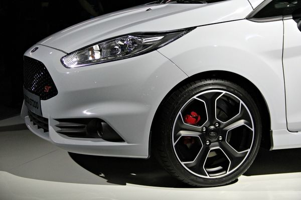 Photo Ford Fiesta 5 St
