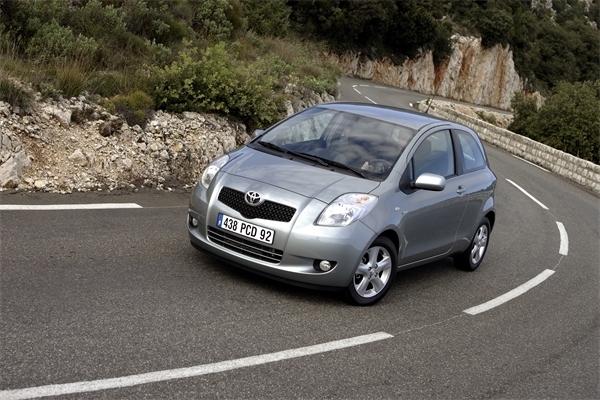 Photo Toyota Yaris 2