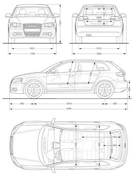 Photo Audi A3 (2e Generation) Sportback