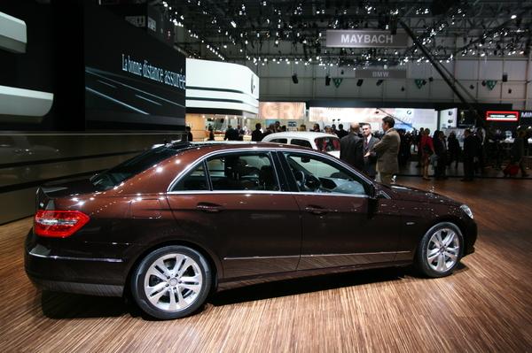 Photo Mercedes Classe E 4