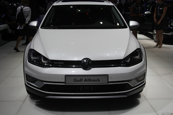 Photo Volkswagen Golf 7 Sw Alltrack
