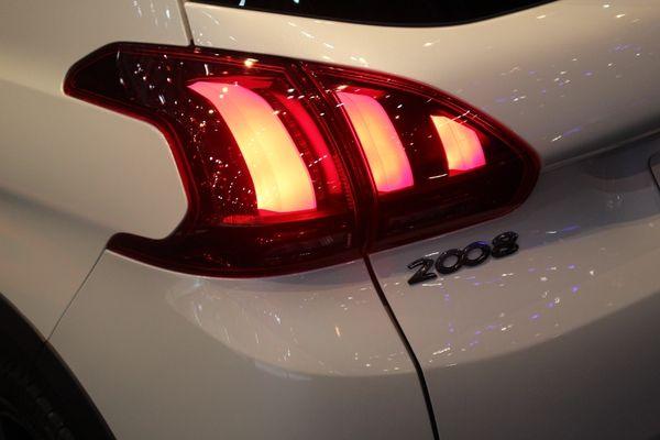 Photo Peugeot 2008