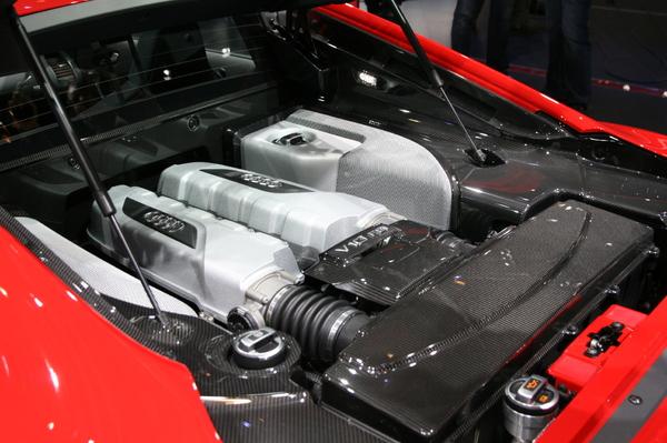 Photo Audi R8