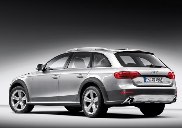 Photo Audi A4 Allroad