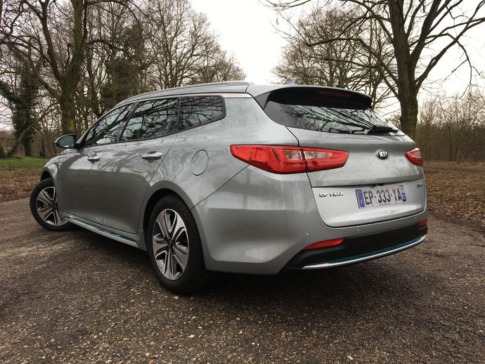 Photo Kia Optima 2 Sw