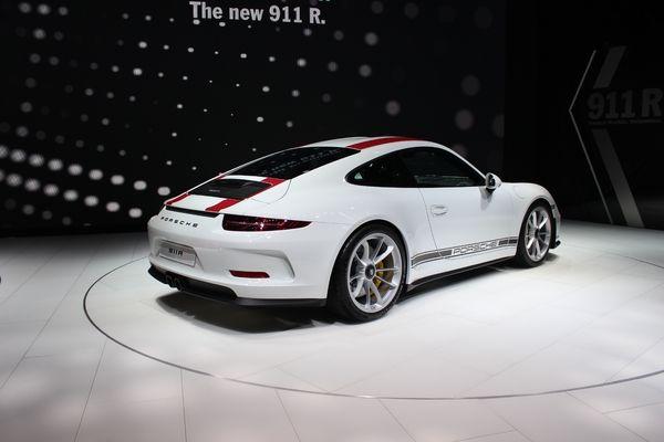 Photo Porsche 911 Type 997